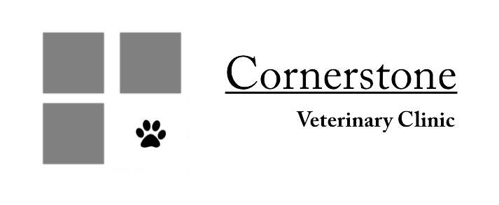 Cornerstone Veterinary Clinic logo